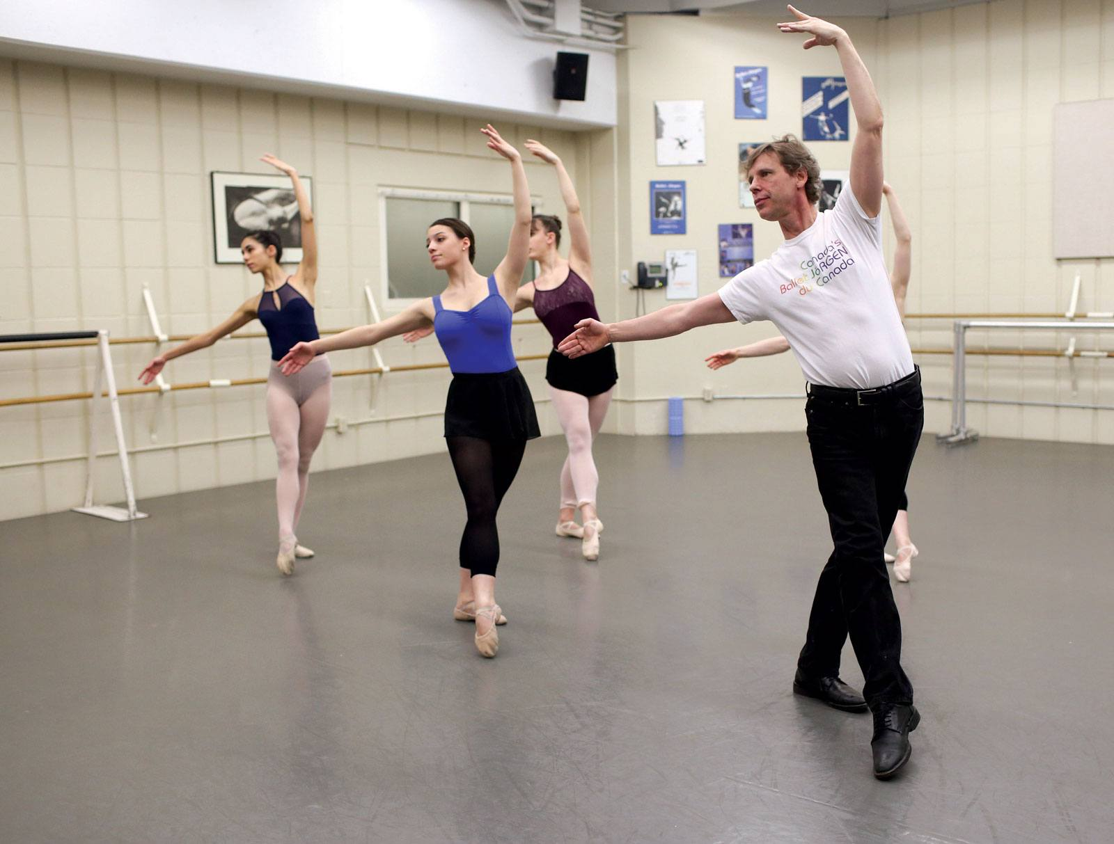 Master Classes and Workshops Featured Image - Canadas Ballet Jorgen