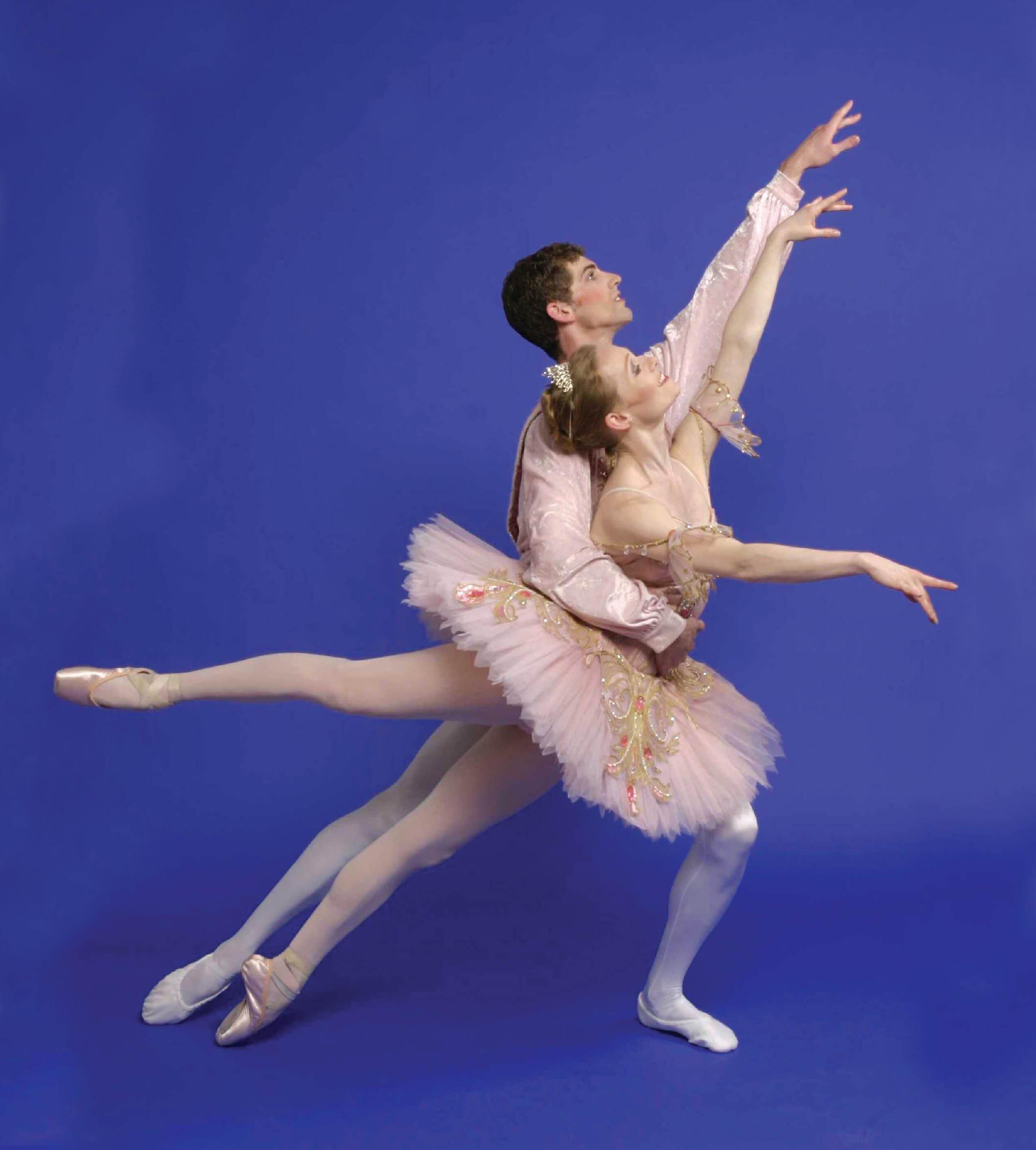 Our History ballet dancers Canadas Ballet Jorgen
