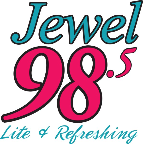 Jewel-98.5 logo